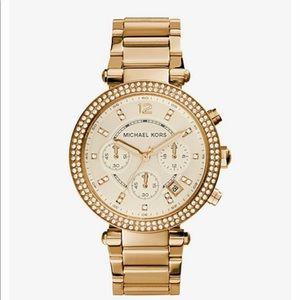 Michael Kors women's watch. Parker